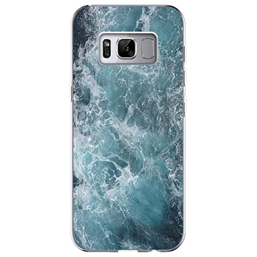 buy online 0c2fb e0b10 Case Apply for Samsung Galaxy s8 Plus Case Marble Design Printed Bumper  Cover Samsung Galaxy s8 +