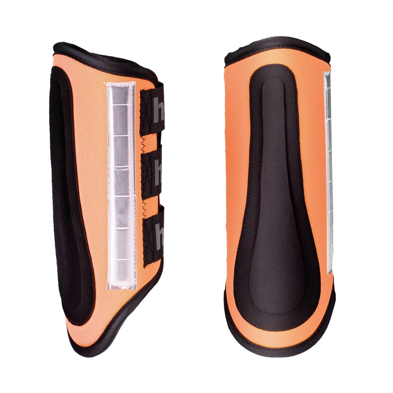 Horze Reflectiveブーツ B007FS6A6I L|オレンジ B007FS6A6I L|オレンジ オレンジ L L, サプライ百貨店:6c2acb28 --- ijpba.info