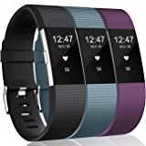 Wepro Bands Replacement Compatible with Fitbit
