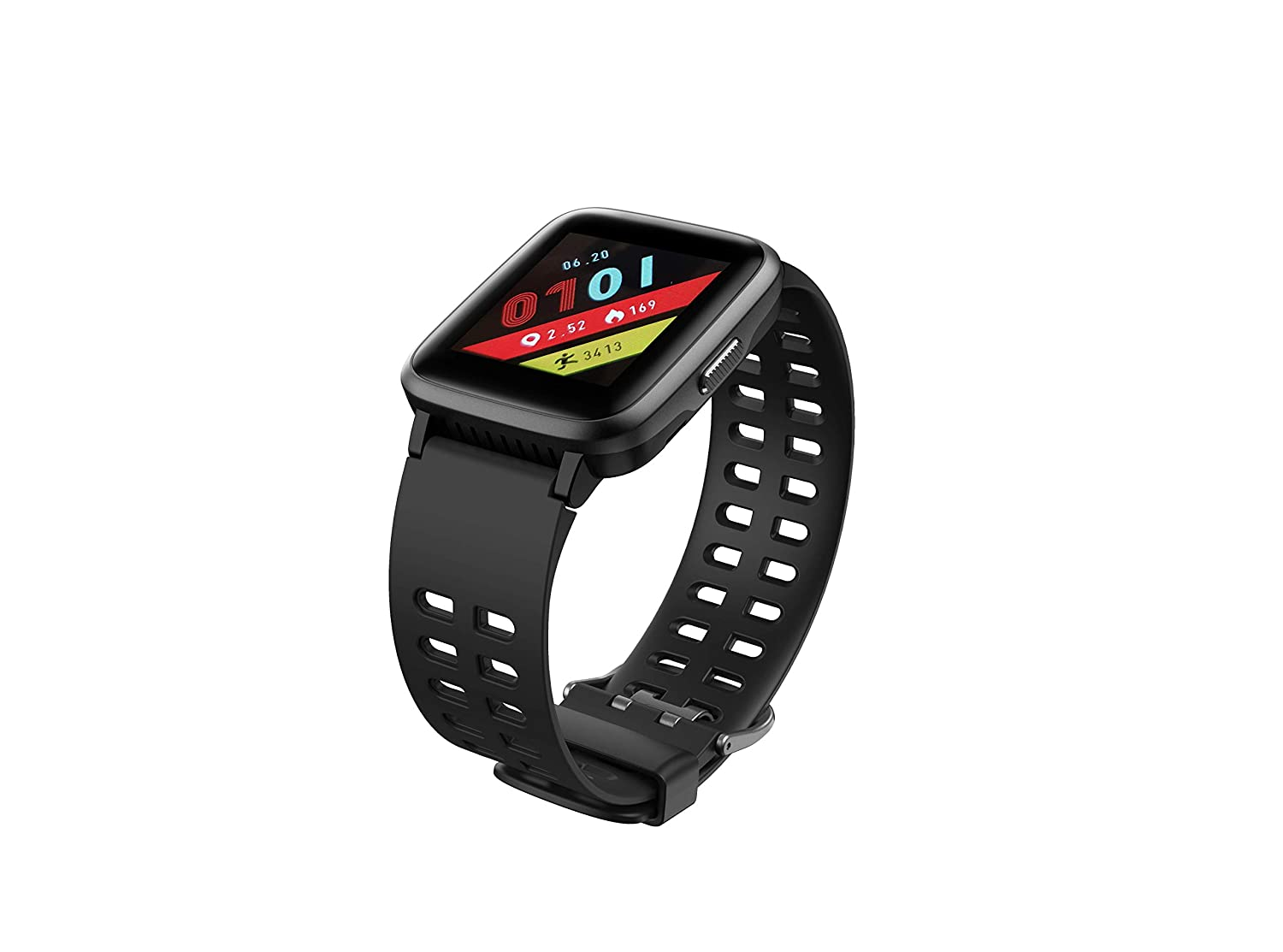 Amazon.com: Prasco LESW17K Smartwatch Multisport WorldFit ...