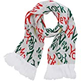 New York Letter Knitted Scarf NY Souvenir Winter Warm Fashion Scarves