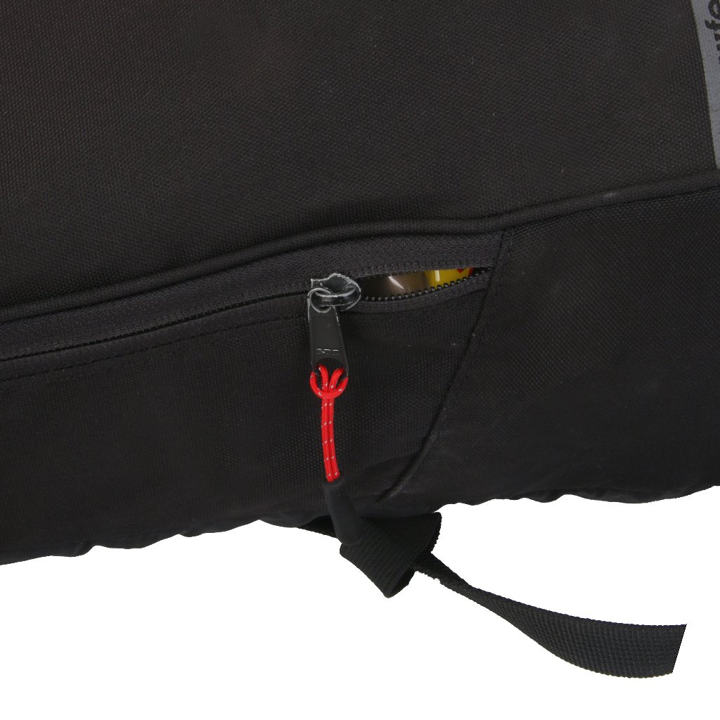 10pcs Tirador de Cremallera Reflectante Deslizador Cable de Tracci/ón Extractor Zip Roja