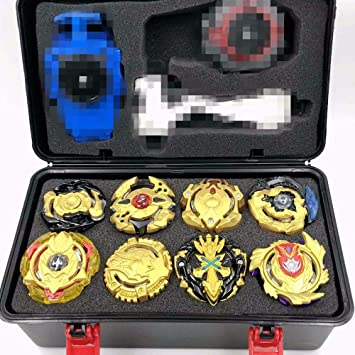 CX TECH Beyblade Classic Burst Gyro multijugador Juego de Batalla ...