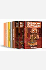 Diary of a Piglin: Books 1-6 (6-Book Box Set): Diary of a Piglin Box Sets 1 (An Unofficial Minecraft Book for Kids) (Dairy of a Piglin Story Collection) Kindle Edition