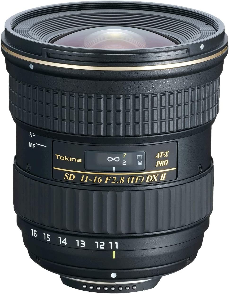 Tokina ATX116IIN Tokina AT-X 11-16 II f.2.8, montura Nikon Negro ...