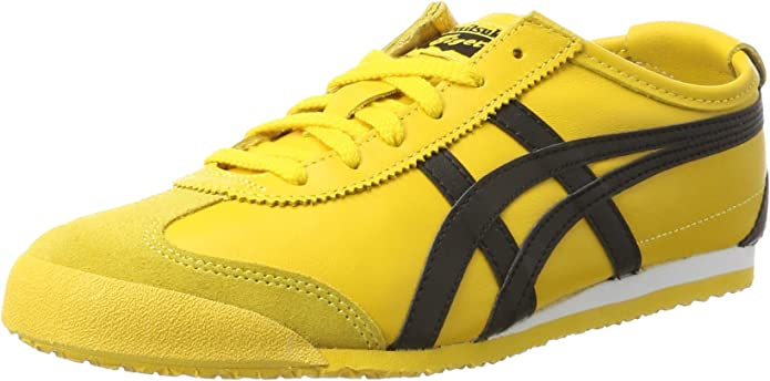 Asics Onitsuka Tiger Mexico 66, Zapatillas Unisex Adulto, Amarillo ...