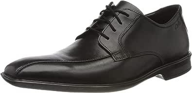 Clarks Bensley Run, Zapatos de Cordones Derby Hombre