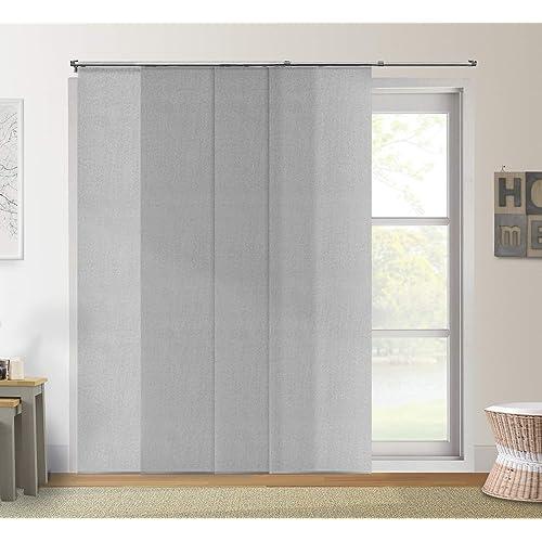 sliding blinds. Black Bedroom Furniture Sets. Home Design Ideas