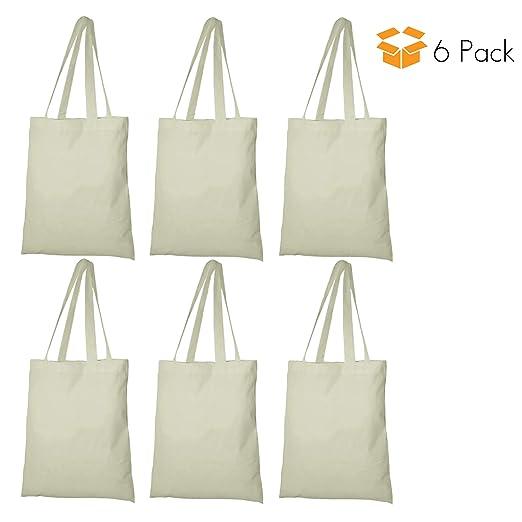 Amazon.com: LITO (lino y toalla) Bolsas reutilizables para ...