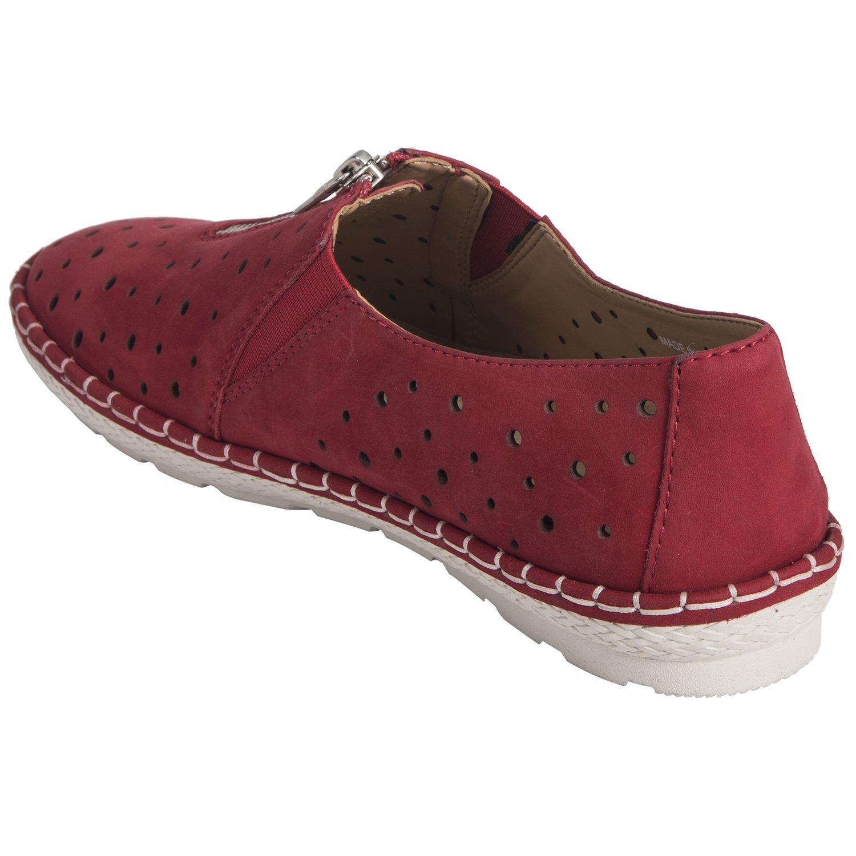 Earth Shoes Callisto B07962S96H 8 B(M) US|Bright Red