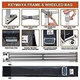 Keymaya 10'x10' Ez Pop Up Canopy Tent Commercial