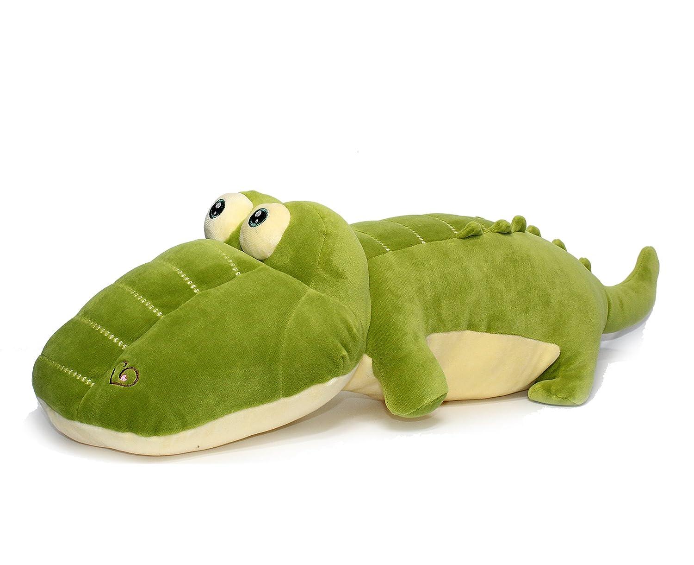 "Vintoys Lovely Crocodile Big Hugging Pillow Soft Plush Toy Stuffed Animals 26.5"""