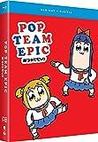 Pop Team Epic Season 1 Blu-Ray(ポプテピピック 全12話)