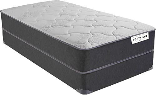 Fortnight Bedding 9 Inch Hybrid Medium Firm Mattress Memory Foam and Pocket Coil