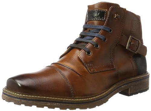 bugatti Herren 311382301132 Klassische Stiefel Kurzschaft Stiefel
