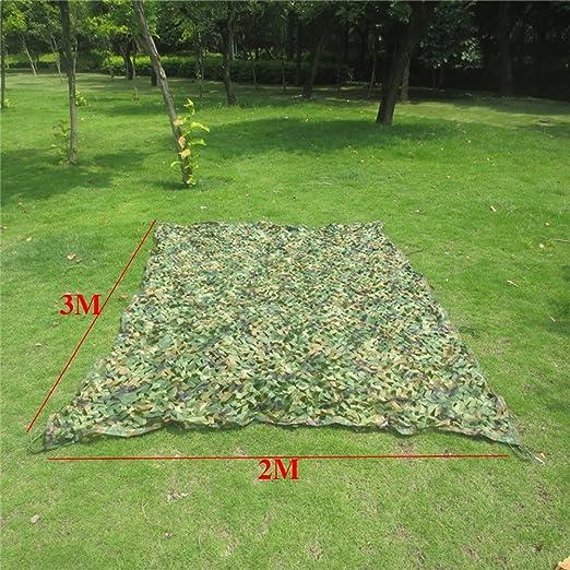 7/m 2/m 3/m Red de camuflaje de tejido Oxford para caza tiro o camping 5/m
