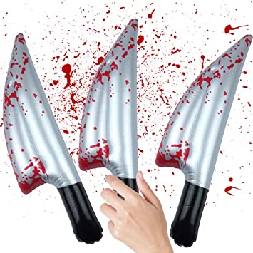 German Trend Seller® - 1 x blutiges Cuchillo ┃ Horror ...