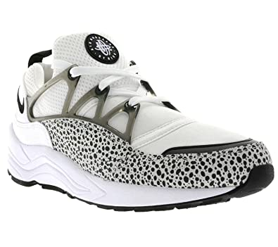 huge selection of bb8ab e10b4 NIKE Women s WMNS Air Huarache Light PRM, White Black, ...