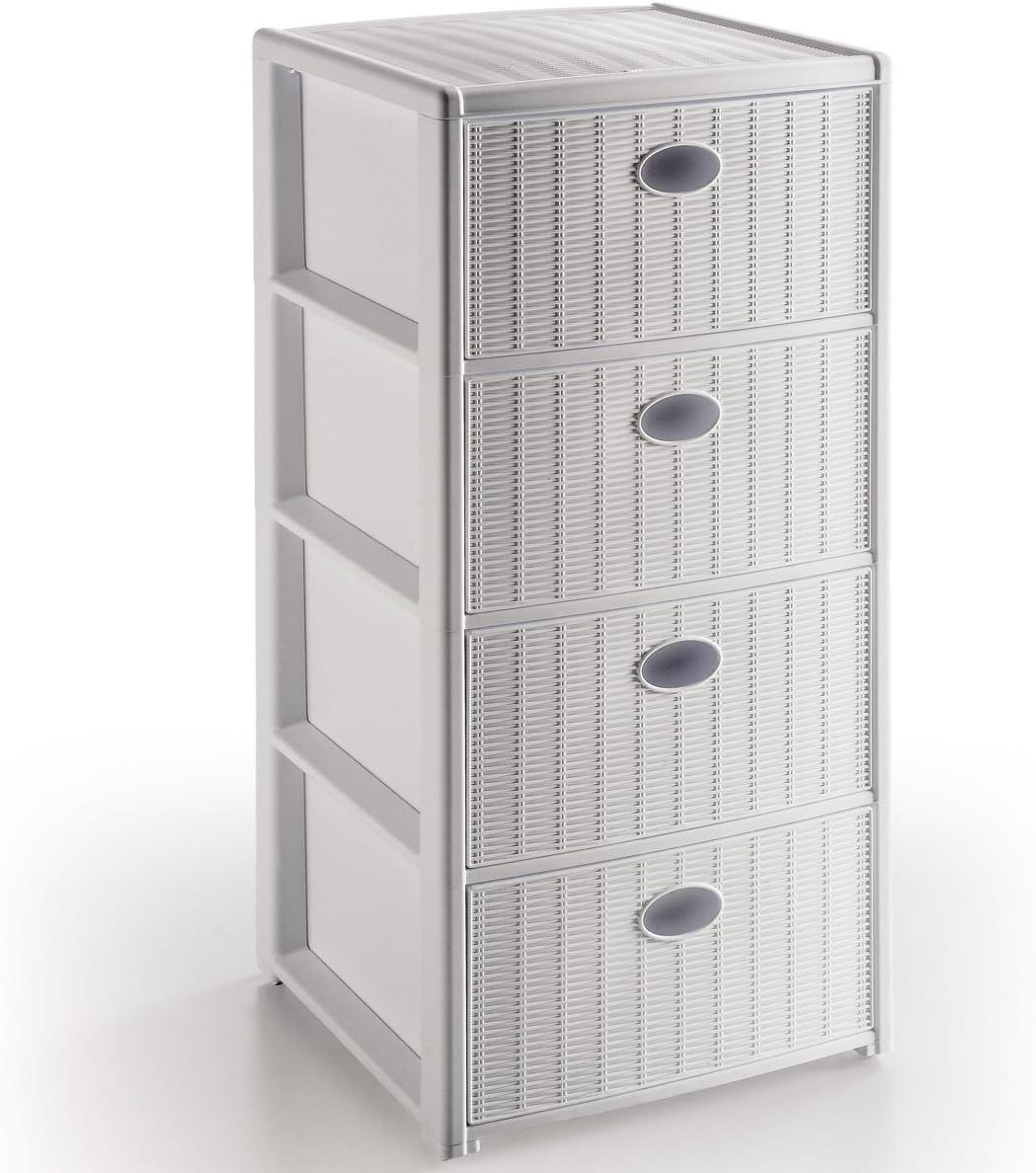 Siehe Beschreibung Schubladenschrank Mit 4 Schubladen In