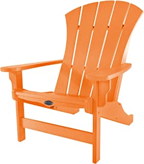 product image for Nags Head Hammocks Sunrise Adirondack Chair, Orange