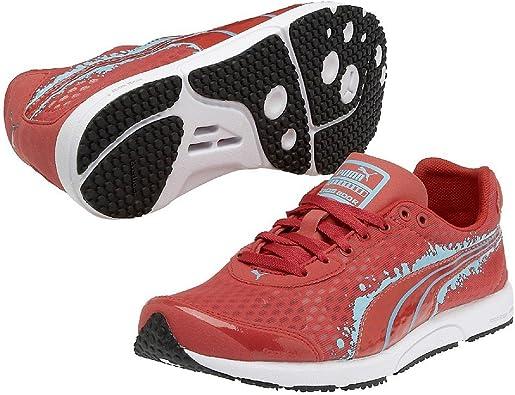 Puma - Zapatillas de running para mujer, color rojo, talla 43 EU: Amazon.es: Zapatos y complementos