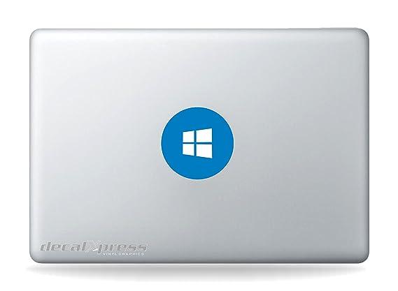 Review Window 10 - Sticker