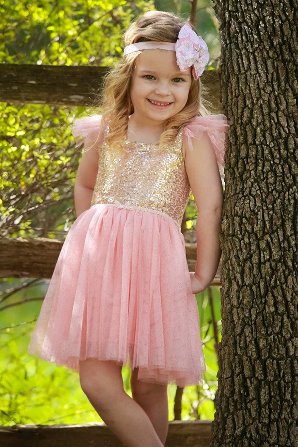 Birthday Dress For Little Girls Princess Ballerina Party Amazonca Toys Games