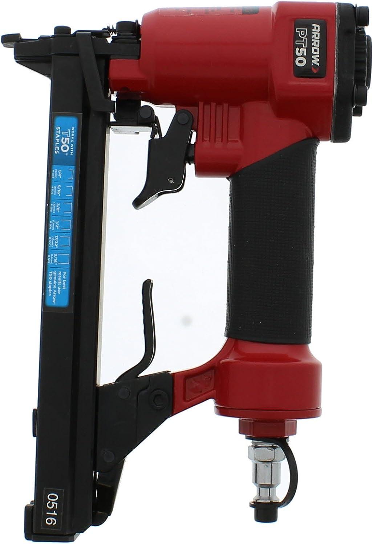 Arrow 0160442 Agrafeuse pneumatique pt50 Rouge