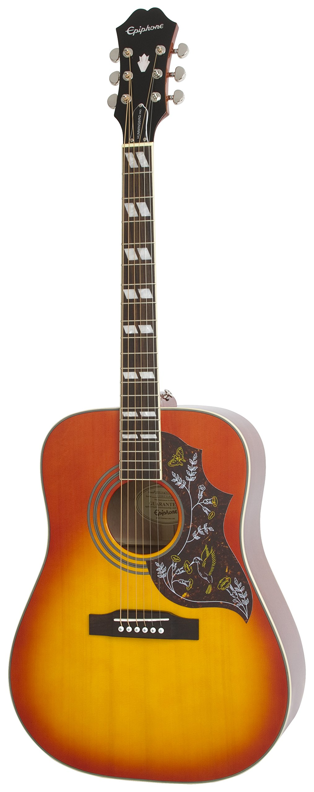 Epiphone Hummingbird PRO Acoustic/Electric Guitar by Epiphone