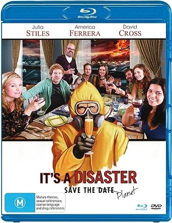 Amazon com: It's a Disaster | NON-USA Format | Region B