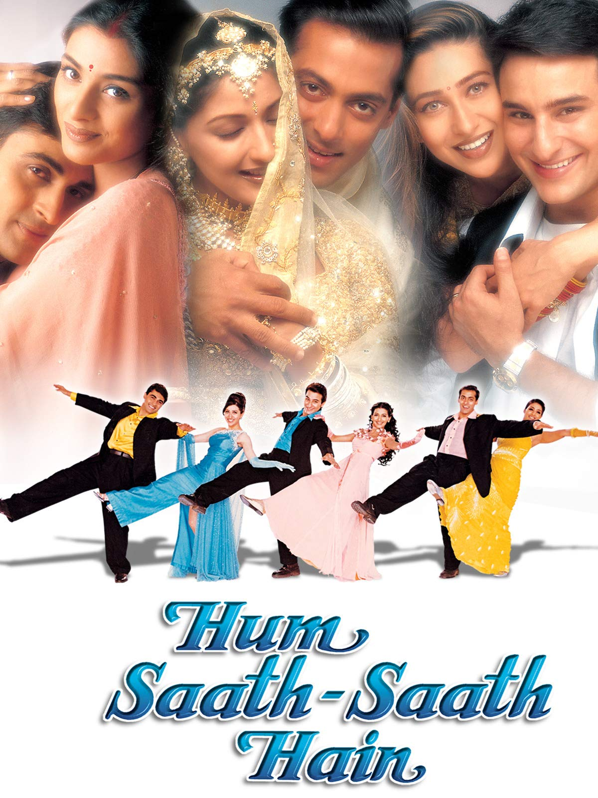 Amazon.com: Watch Hum Saath-Saath Hain | Prime Video