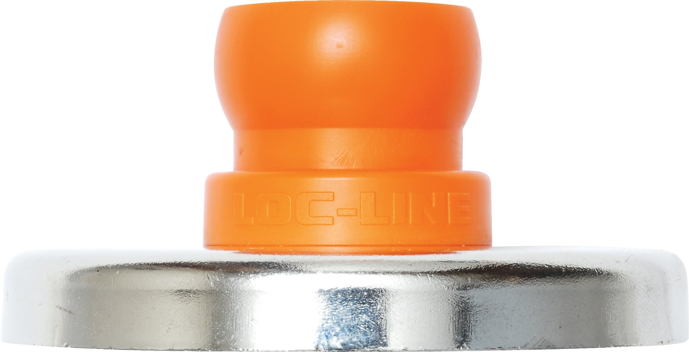 Loc-Line Coolant Hose Component, Acetal Copolymer, Magnetic Base, 3/4'' Hose ID