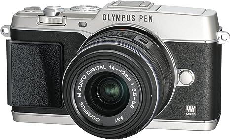 Olympus E-P5 - Cámara Evil de 16.1 MP (Pantalla 3