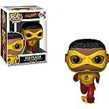 Funko Pop Television: The Flash - Kid Flash Collectible Figure, Multicolor, 3 x 3 x 3.8 inches