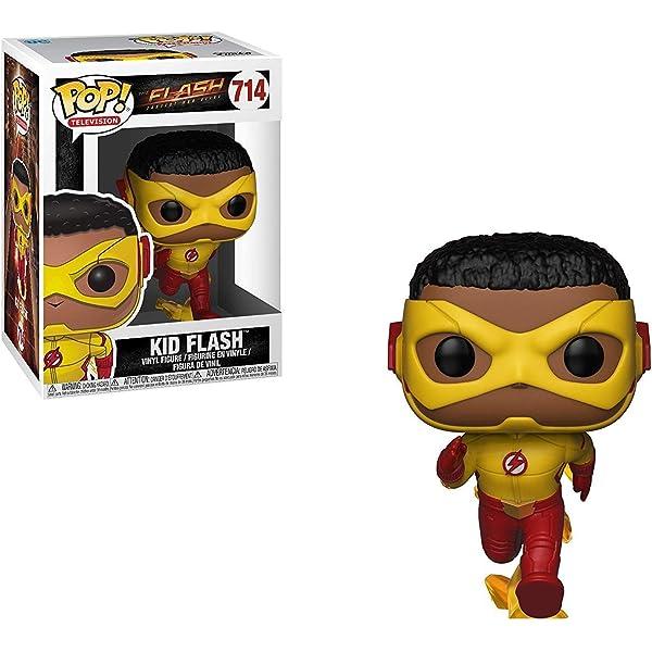 BLACK /& WHITE personaggio Exclusive Funko DC COMICS THE FLASH POP