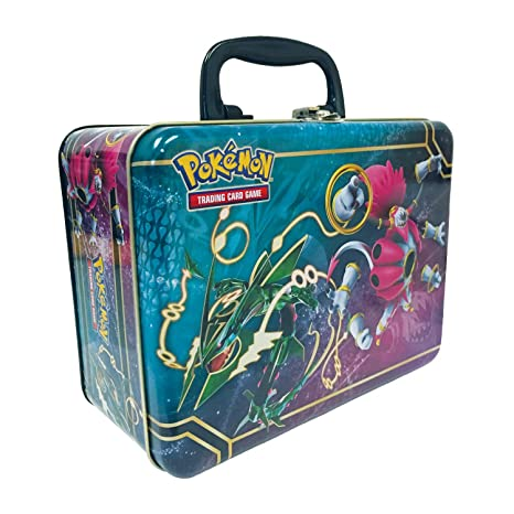 Pokemon TCG 2015 Collectors Chest Tin