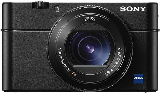 Sony Premium Compact Advanced Digital 4K Camera DSC-RX100M5A