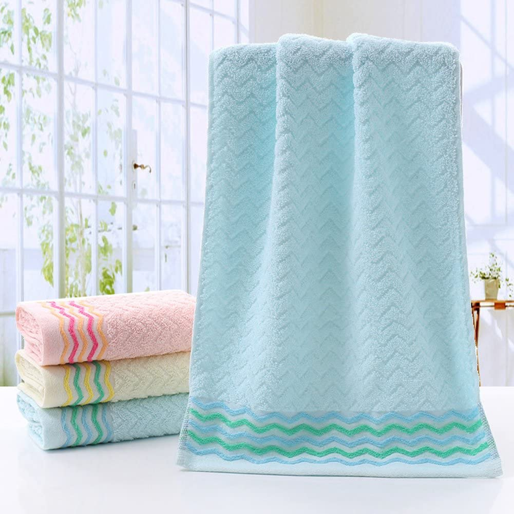 Xpccj Toallas de baño, Ultra Suave, Extra Grande, 100% algodón ...