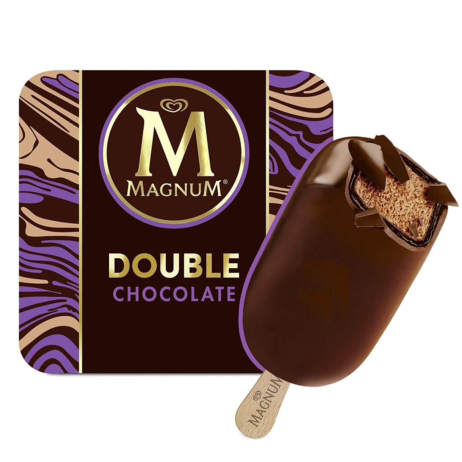 Magnum Helado Chocolate sin Gluten - 88 ml x 3: Amazon.es ...