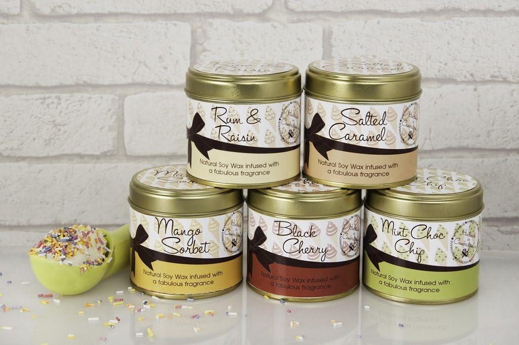 Beso de Mango sorbete helado vela perfumada: Amazon.es: Hogar