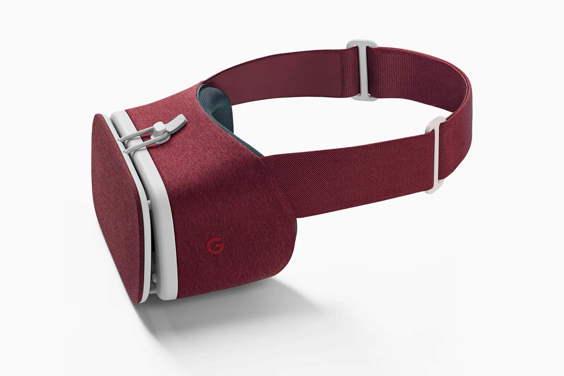 Google Daydream View - VR Headset (Crimson) by Google