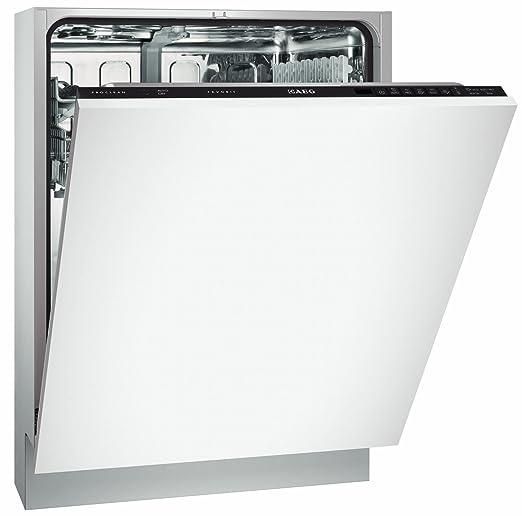AEG F55002VI0P lavavajilla - Lavavajillas (Totalmente ...