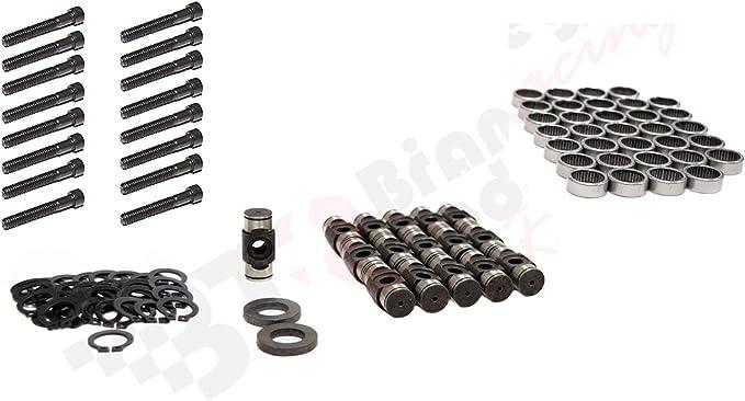 Brian Tooley LS1 Rocker Arm Trunion Kit 4.8 5.3 5.7 6.0 6.2 LS3 LSA LQ9 LQ4 BTR