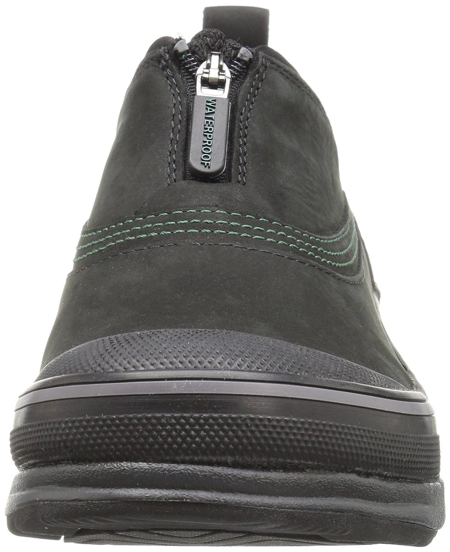 CLARKS Women's Muckers Ruck Rain Shoe B01AI06PW8 11 B(M) US|Black Nubuck