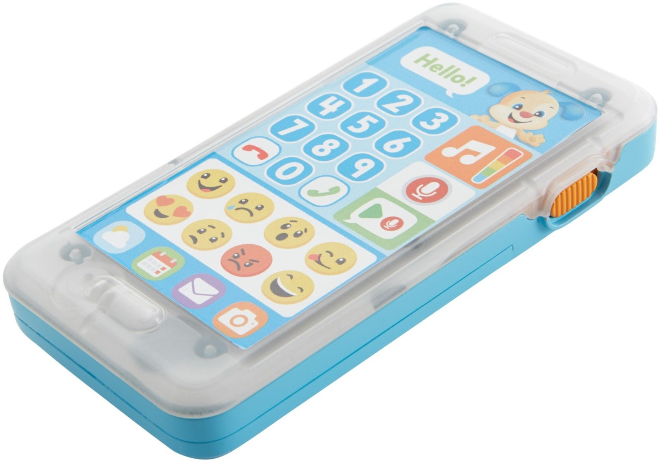 Fisher-Price Laugh & Learn Leave A Message Smart Phone, Puppy by Fisher-Price (Image #8)