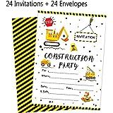 Amazon.com: WERNNSAI - Invitaciones para fiestas de ...