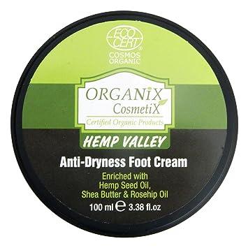 hemp foot cream