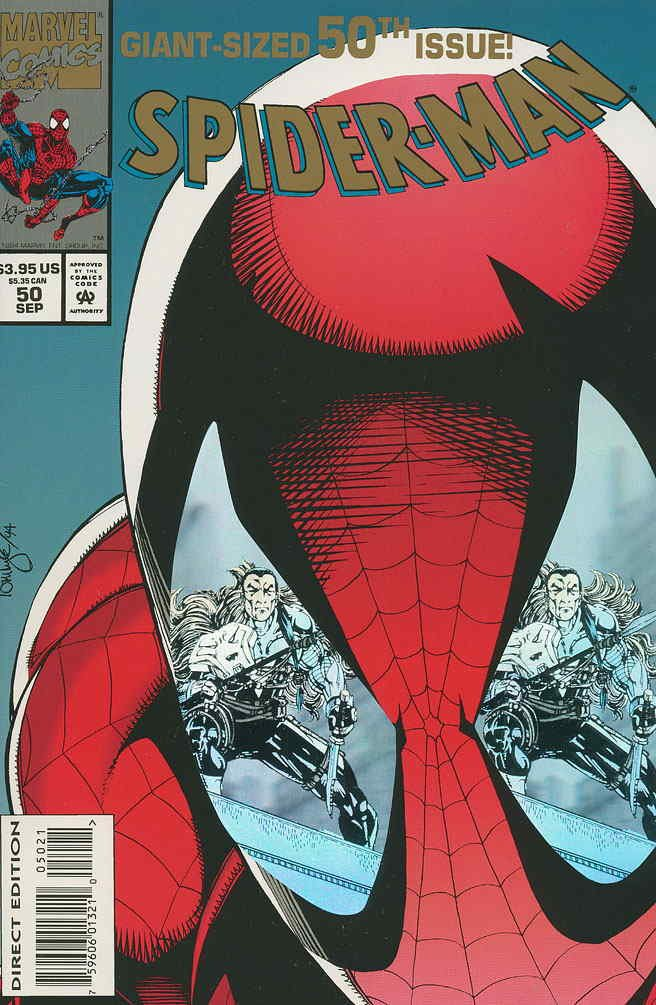 Spider-Man (1990) #50-SC ebook
