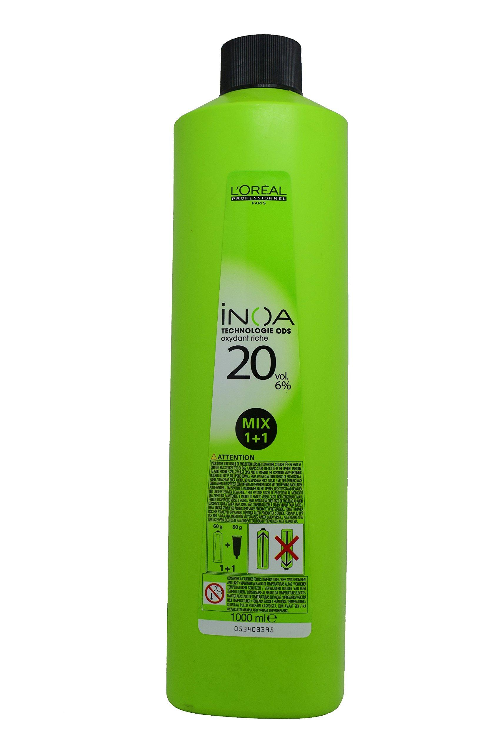 Amazon.com : Loreal Inoa Ammonia Free Permanent Hair Color 6.0/6nn ...