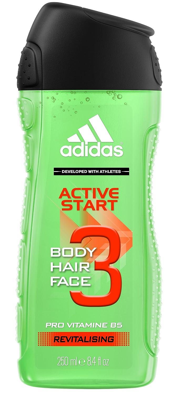 Adidas Active Start Shower Gel 250 ml